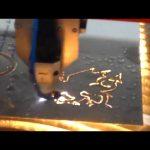 १25२25 स्टेनलेस स्टील पोर्टेबल प्लाज्मा सीएनसी काटि machine मेसिन