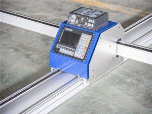 उच्च दक्षता सीएनसी प्लाज्मा कटि Machine मेशीन ०--3500500 मिमी न्यूनतम कटिंग गति