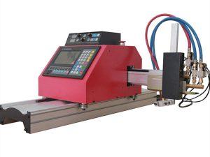 मल्टीफंक्शनल स्क्वायर इस्पात ट्यूब प्रोफाइल सीएनसी फ्लेमप्लाज्मा काटि Machine मेशीन उच्च गुणवत्ताको साथ
