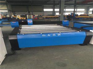 धातु शीट सीएनसी प्लाज्मा काटि Machine मेसिनको लागि नयाँ डिजाइन गरिएको सीएनसी काटि machine मेशिन