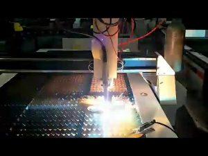 कम लागत प्लाज्मा कटर शीट स्टील सीएनसी सानो प्लाज्मा काटने मशीन