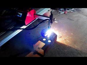 निर्माता सस्ता पोर्टेबल सीएनसी प्लाज्माफ्लेम कटर, प्लाज्मा कटिंग नोजल र इलेक्ट्रोड