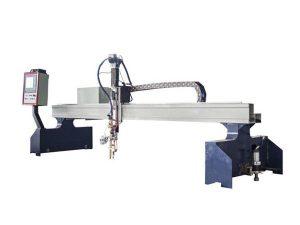 सानो gantry cnc pantographic धातु काट्ने Machinecnc प्लाज्मा कटर